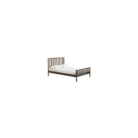 Fairhaven Double Bed, Chocolate