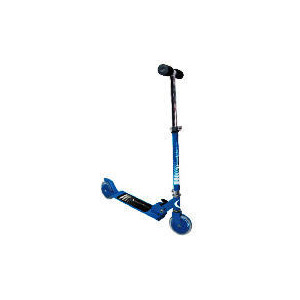 Photo of Activequipment Folding Scooter BLUE Scooter