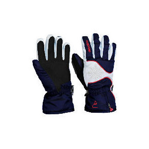 Photo of Elevation Snow Blue Ski Gloves Small Sports and Health Equipment