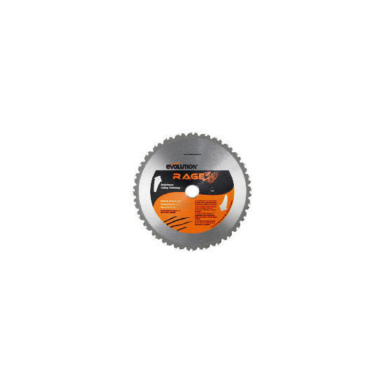 Rage 3 255mm Replacement Blade