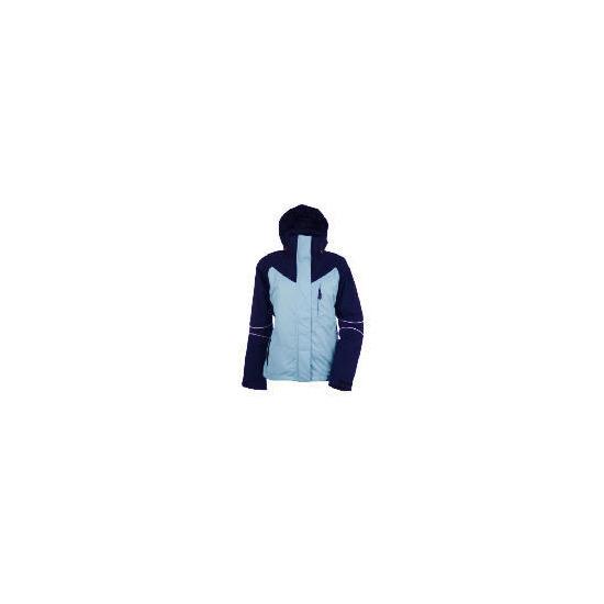 Elevation Snow Blue High Performance Ski Jacket Size 14