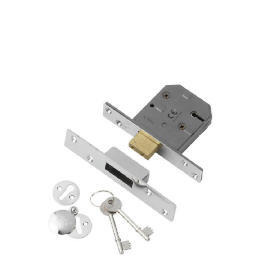 "Yale Door lock - 5 lever deadlock 3"" Reviews"