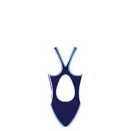 Speedo Womans Pulseback swimsuit, Navy Reviews