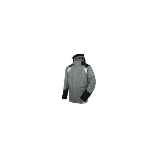 Elevation Snow Black High Performance Ski Jacket Size S