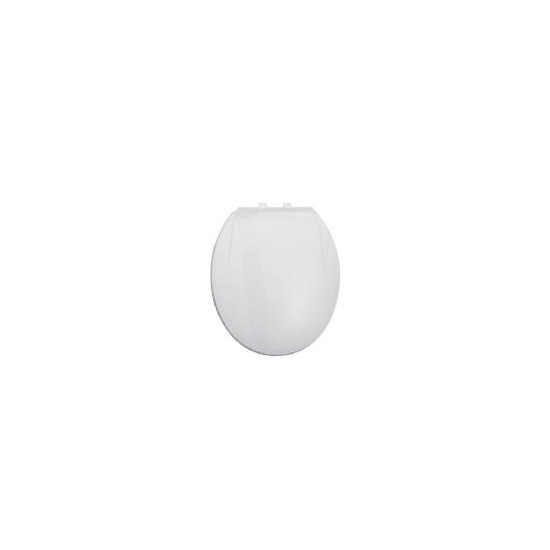 Tesco Plastic molded toilet seat