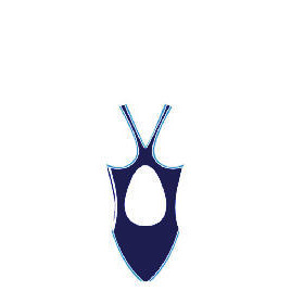 "Speedo Womans Pulseback swimsuit (Navy) Size 40"" Reviews"