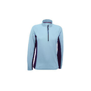 Photo of Elevation Snow Blue Thermal Top Size 8 Sports and Health Equipment