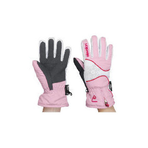 Photo of Elevation Snow Pink Ski Gloves Small Sports and Health Equipment