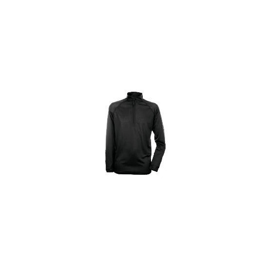Elevation Snow Black Thermal Top Size L