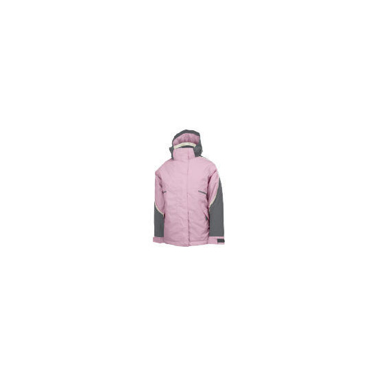 Elevation Snow Pink Ski Jacket 7-8 years