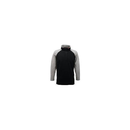 Elevation Snow Grey Fleece Size XXL