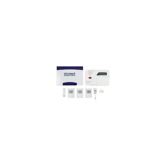 Micromark EasyFit 400 Alarm
