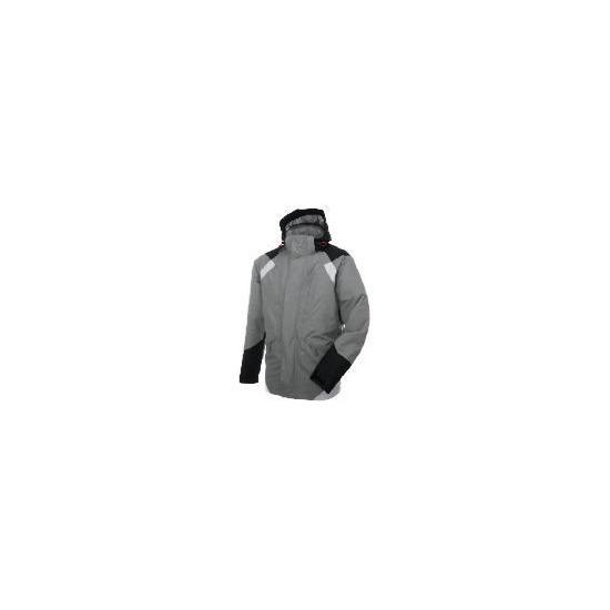 Elevation Snow Black High Performance Ski Jacket Size XL