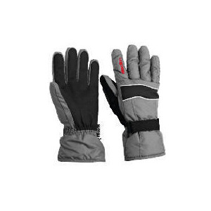 Photo of Elevation Snow Black Ski Gloves Medium Sports and Health Equipment