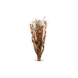 Photo of Large Burnt Orange Bouquet Home Miscellaneou