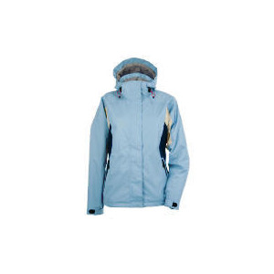 Photo of Elevation Snow Blue Ski Jacket Size 8 Sports and Health Equipment