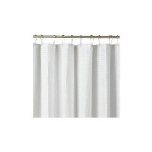 Photo of Tesco Waffle Shower Curtain Curtain
