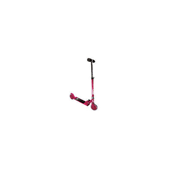 Activequipment Folding Scooter PINK
