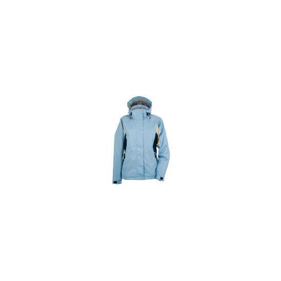 Elevation Snow Blue Ski Jacket Size 12
