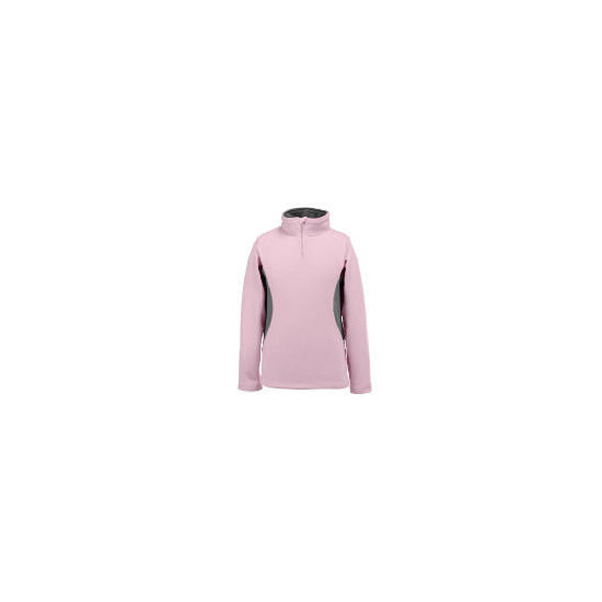 Elevation Snow Pink Fleece 11-12 years