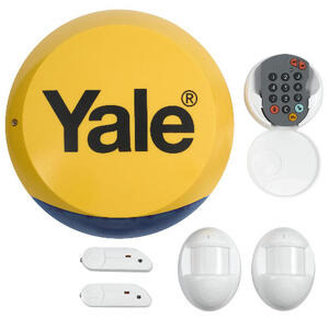 Photo of Yale Standard Alarm Home Safety