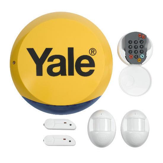 Yale Standard Alarm