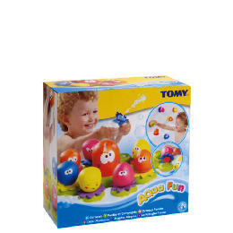 Tomy Aqua Fun Octopals Reviews