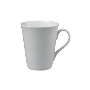 Photo of Tesco White Porcelain Mug 4 Pack Dinnerware