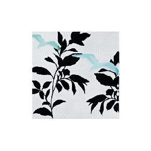 Photo of Bird Print Flocked Canvas 60X60CM Home Miscellaneou