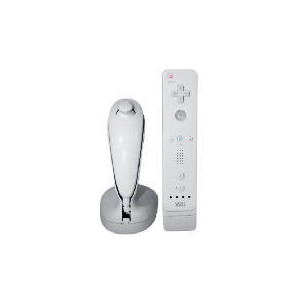 Photo of WII WIRELESS NUNCHUCK Games Console Accessory