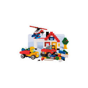 Photo of Lego Fun With Wheels 5584 Toy