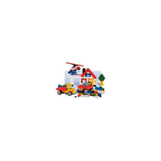 Lego Fun With Wheels 5584