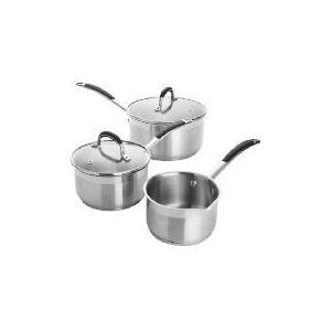 Photo of Go Cook Pan Set (14/16/20 Saucepans) Cookware