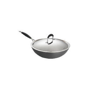 Photo of Go Cook Wok 30CM With Lid Cookware