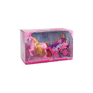 Photo of Barbie Horse and Carriage Toy