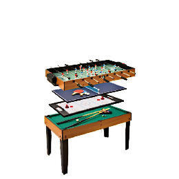 Tesco 4 In 1 Games Table Reviews
