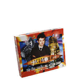Dr Who Time Travelling Action Game Reviews