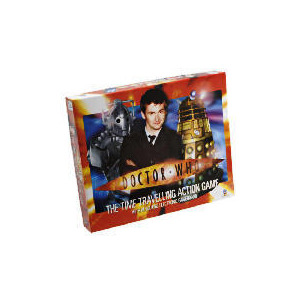 Photo of Dr Who Time Travelling Action Game Toy