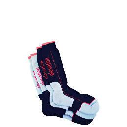 Blue 2pk Technical Socks Reviews