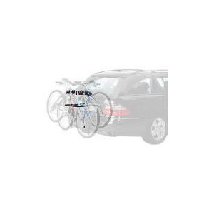 Photo of Thule XPRESs Pro 970  Towball Snap On 2 Bike Carrier Car Accessory