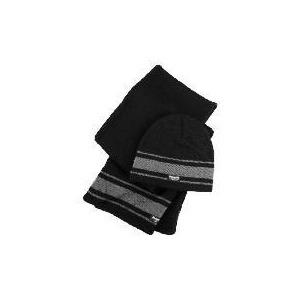 Photo of Black Fleece Scarf Accessory