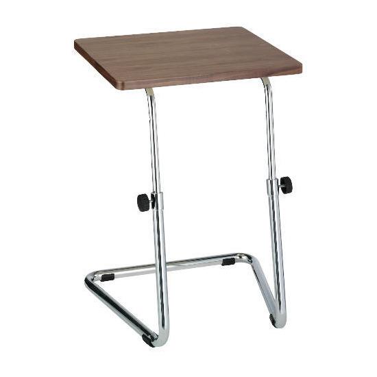 Tilt Laptop Table, Walnut