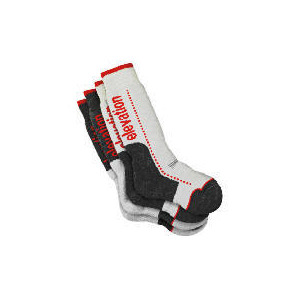 Photo of Grey 2PK Technical Socks Sports and Health Equipment