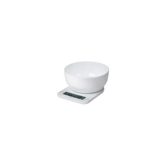 Salter Electronic Platfrom with Mixing Bowl 5kg