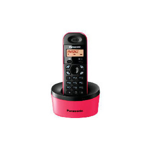 Photo of Panasonic KX-TG1311EP Pink- Exclusive To Tesco Landline Phone
