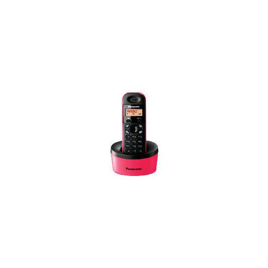 Panasonic KX-TG1311EP Pink- Exclusive to Tesco