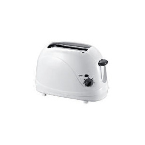 Photo of Tesco Value 2T06W 2 Slice White Toaster Toaster