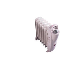 Photo of Tesco Value Oil Filled Radiator Electric Heating