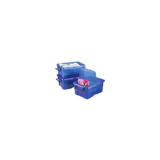 Smart box 6L blue 3 pack
