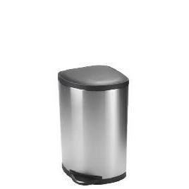 Simplehuman 38L corner bin with plastic lid Reviews